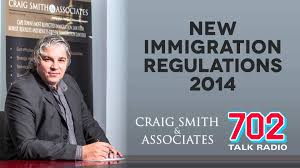 Craig Smith Immigration Lawyers